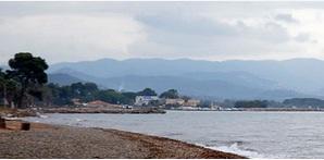 Les plages de Hyères