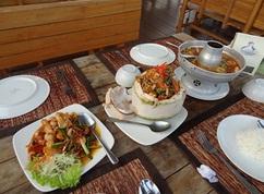 Restaurant la Colombe