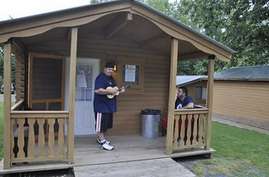 Camping Clos Rose Marie