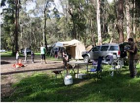 Camping Santolia Helene