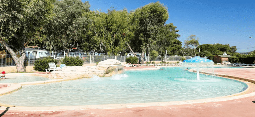 camping a hyeres